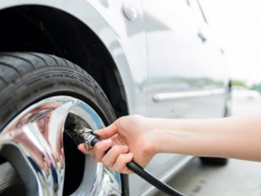 Discover the importance of having good tire pressure during the winter.